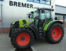 Claas ARION 460 CIS+, PANORAMIC-Ausstattungspaket