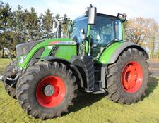 Fendt 724 Profi Plus S4