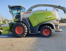 Claas Jaguar 870+Orbis 750+Pick-up