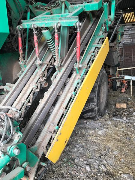 Sonstige Beet Harvester, Two Row Armour Salmon TR 2000 Top Lifter