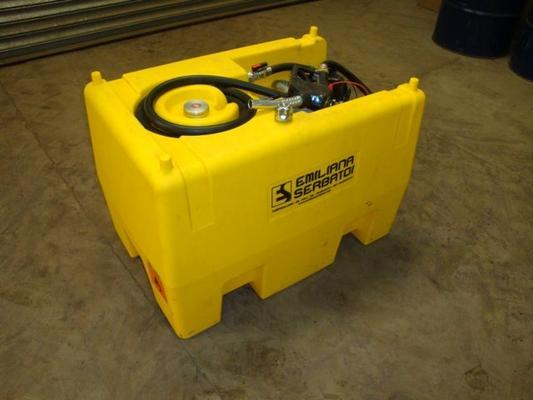 Other 220 LITRE DIESEL PORTABLE FUEL TANK