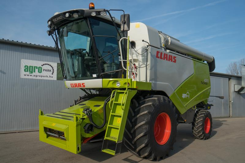 Claas Tucano 420 APS (223/363 BStunden),