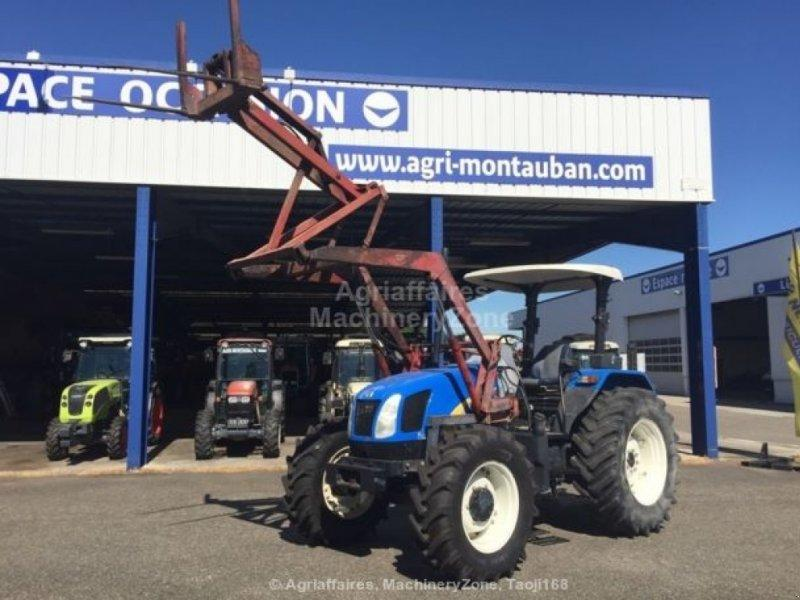 New Holland TL 70 ARCEAU + CHARGEUR