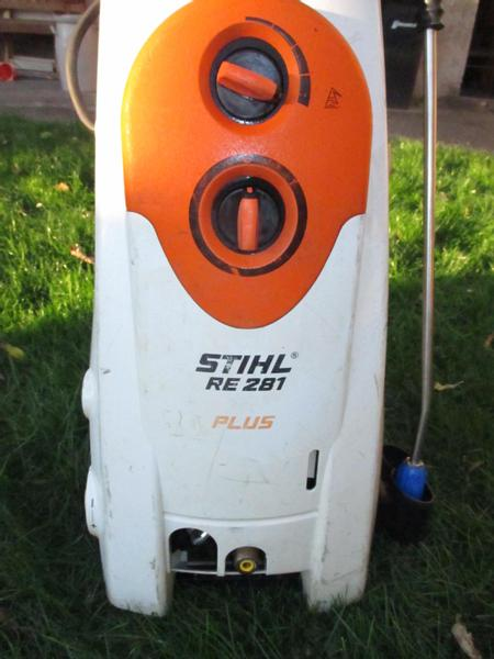 Stihl RE 281 Plus