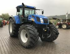 New Holland TVT 195