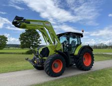 Claas Arion 650 CMATIC Vollausstattung GPS-Trimble TOP