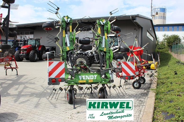 Fella Fendt Twister 8608