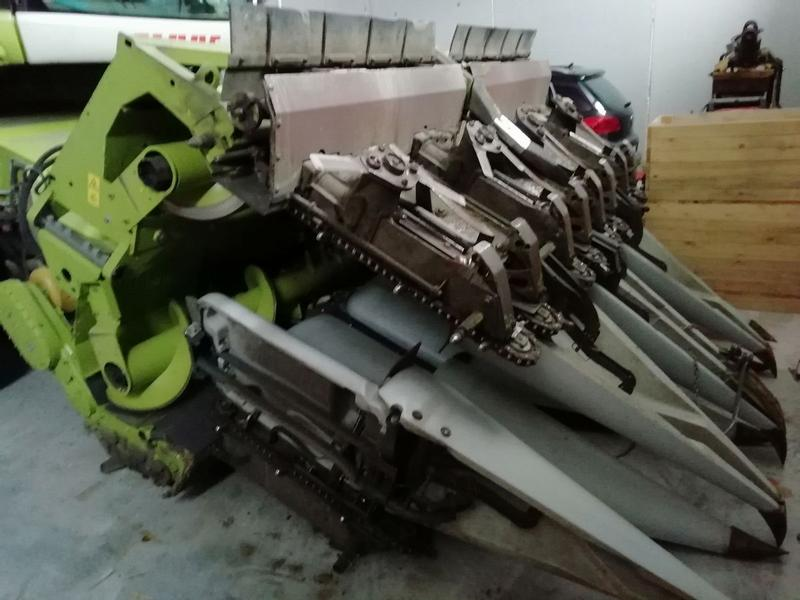 Claas 8-75 FC Conspeed Linear