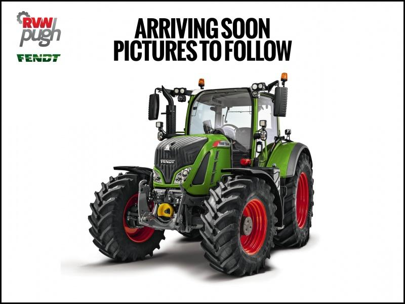 Fendt 720 Plus version,guidance ready tractor.