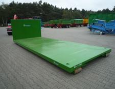 Berühmt 6M Container-Hakenlift-Systeme gebraucht - traktorpool.de #HW_16