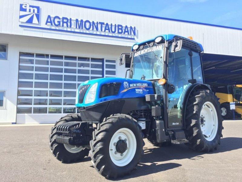 New Holland T4 75N