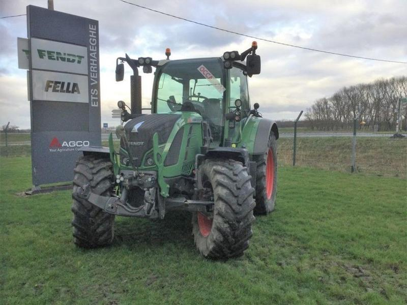 Fendt 512 power