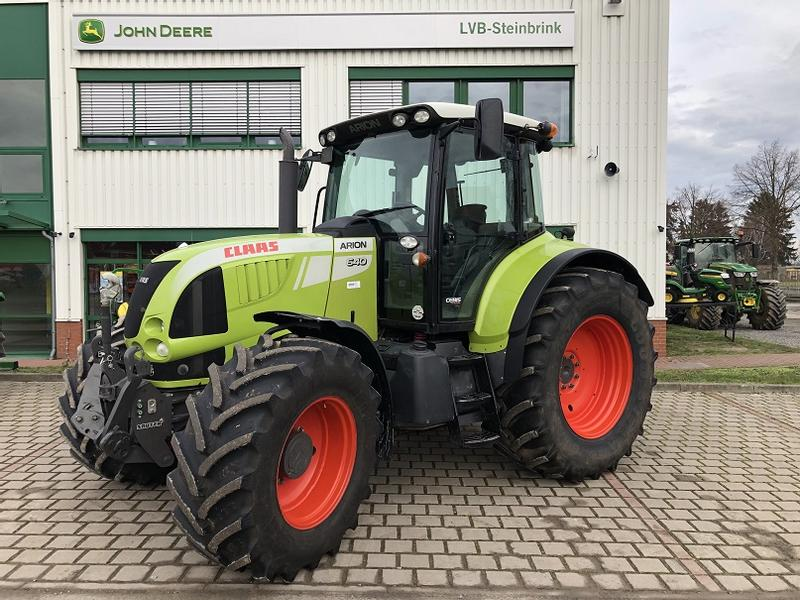 Claas Arion 640 Cebis im Top Zustand