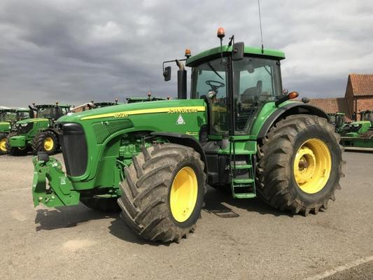 JD 8520 Only 3756 hours! - SOLD