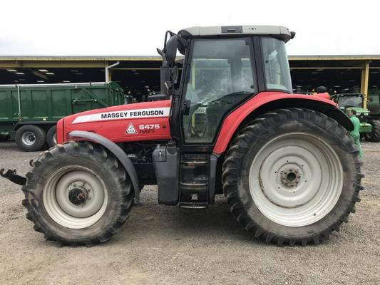 Massey Ferguson MF 6475 Dyna 6 Only 4647hours - SOLD