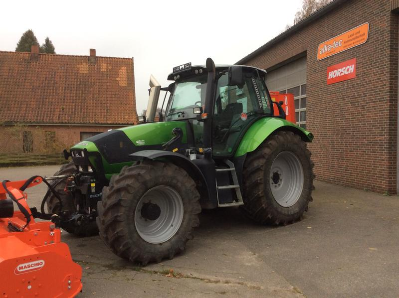 Deutz-Fahr 620 TTV Edition