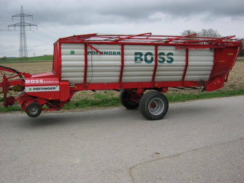Pöttinger BOSS JUNIOR III