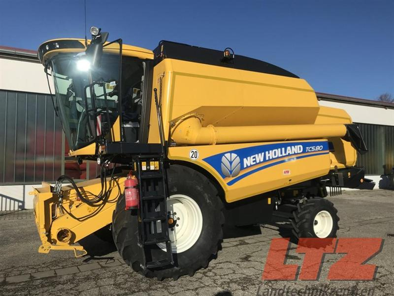 New Holland TC 5.80 TIER 4B
