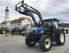 New Holland TS115 A plus mit FL