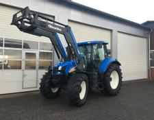 New Holland T 6030 Range Command
