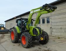 Claas 650 CMATIC Frontlader