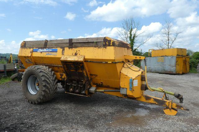 Shelbourne Reynolds 2800 TANKER SPREADER