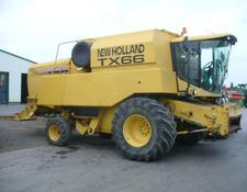 New Holland A VENDRE PIECES DETACHEES DE TX66