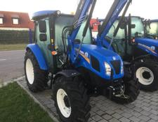 New Holland ‼️T4.55 S Allradschlepper‼️Frontlader‼️55PS-75PS‼️Neumaschine‼️
