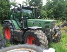 Fendt Favorit 515, in Teilen