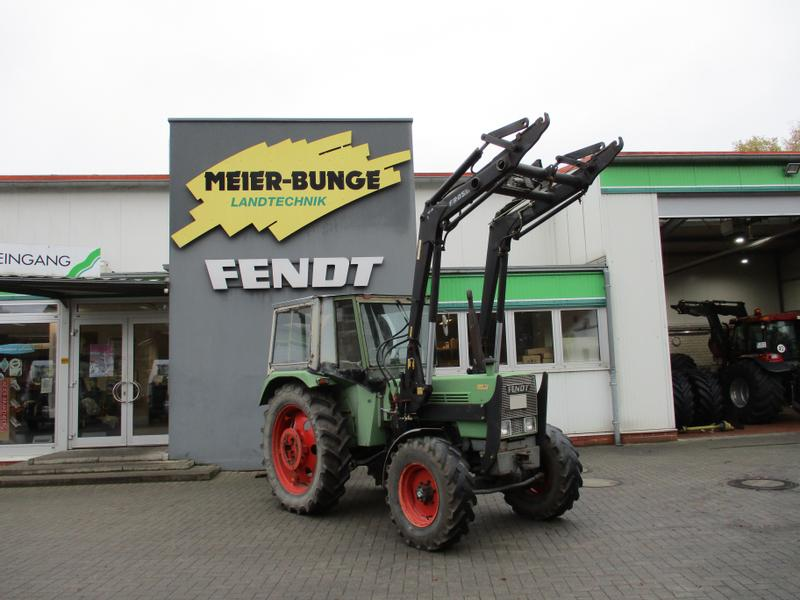Fendt Farmer 105 SA Turbomatik