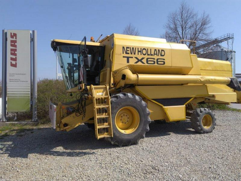 New Holland NH TX 66