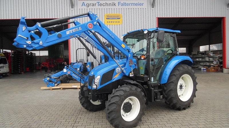 New Holland T 4.55 PowerStar