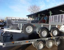 Ifor Williams GD105 GENERAL DUTY TRAILER