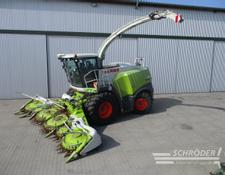 Claas Jaguar 950 Tier 4i