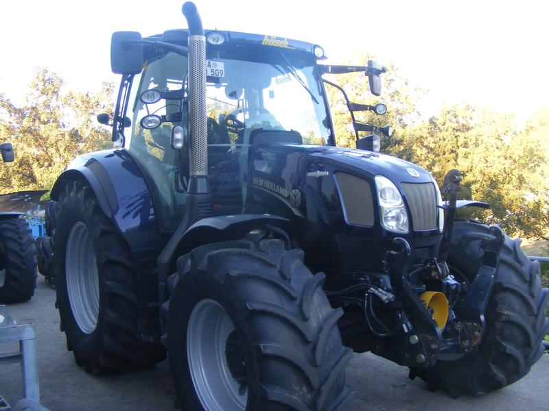 New Holland T6.160AC
