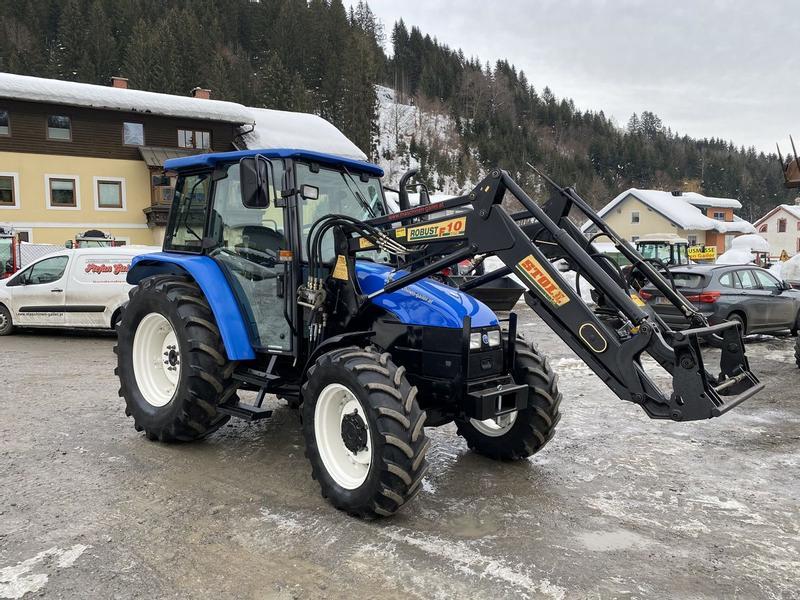 New Holland TL70