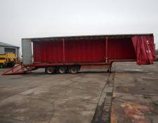 Montracon 45FT TRI AXLE STEPFRAME CURTAINSIDE/FORKLIFT TRAILER - 2000 - C064453