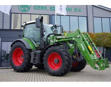 Fendt 516 S4 Profi Plus + Trimble RTK, Full options