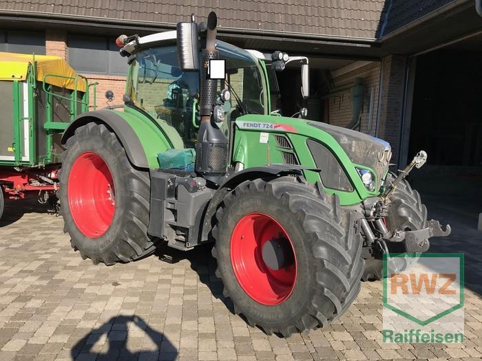 Fendt 724 Profi Version