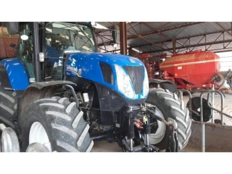 New Holland T7.250 SW