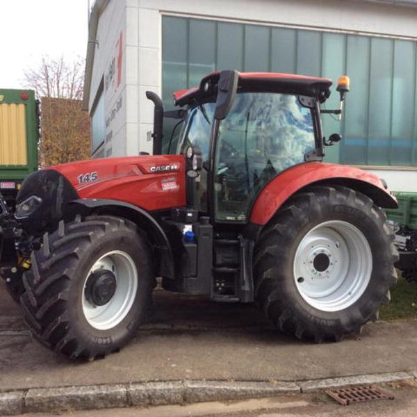 Case IH MAXXUM145MC
