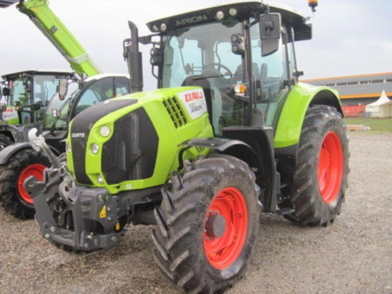 Claas ARION 510 T4F CIS