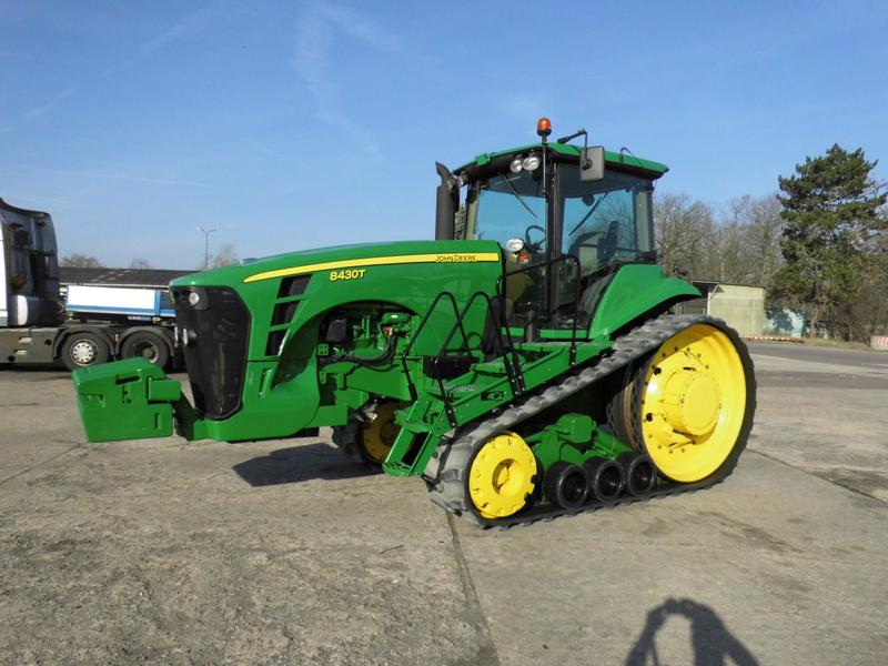 John Deere 8430 T POWERSCHIFT