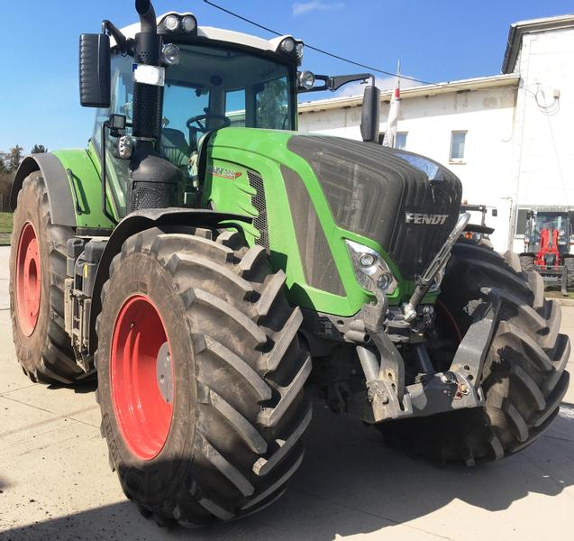 Fendt 933S4 profi plus