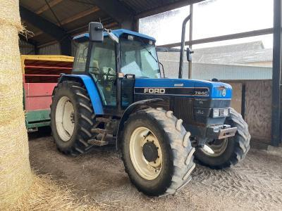 Ford New Holland 8970