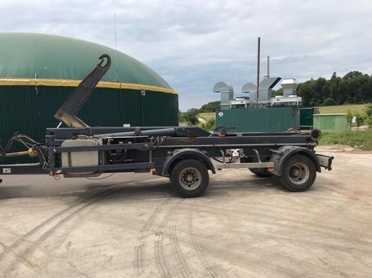 Außergewöhnlich Container-Hakenlift-Systeme gebraucht - traktorpool.de &GY_68