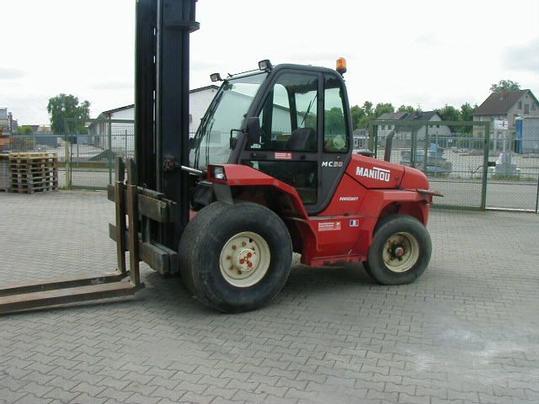 Atemberaubend Manitou Gabelstapler gebraucht kaufen - traktorpool.de @JF_36
