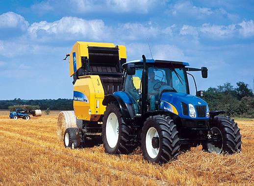 Berühmt New Holland Presse gebraucht - traktorpool.de &YE_92